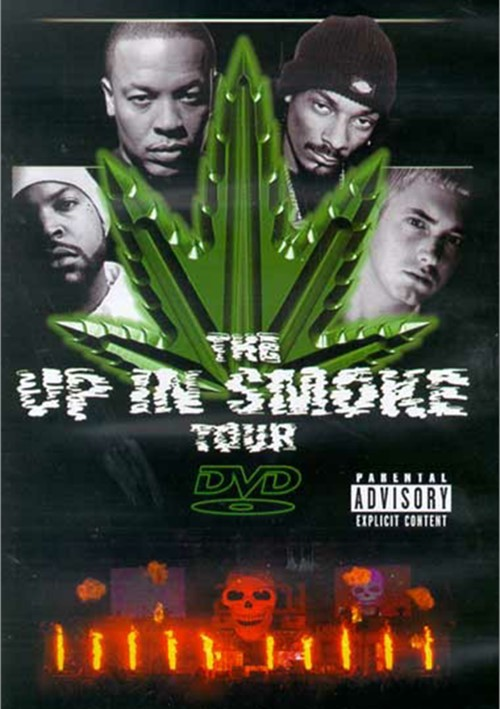 Up In Smoke Tour Movie