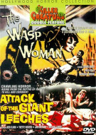 Wasp Woman, The/ Attack Of The Giant Leeches: Killer Creature Double Feature Movie