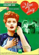 I Love Lucy: Season One - Volume Six Movie