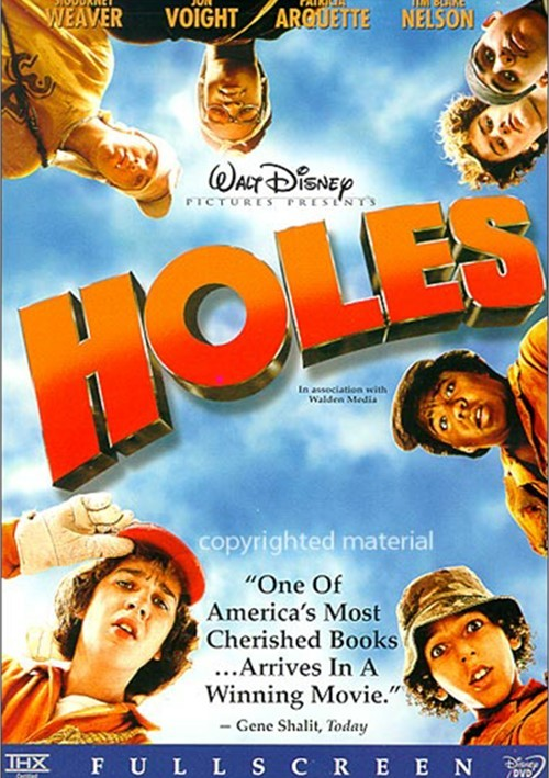 Holes (Fullscreen) Movie