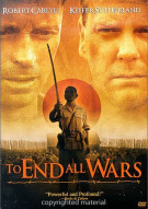 To End All Wars Movie
