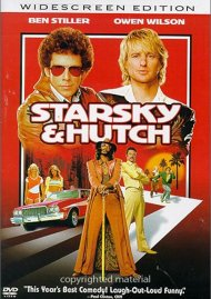 Starsky & Hutch (Widescreen) Movie