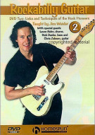 Jim Weider: Rockabilly Guitar 2 Pack Movie
