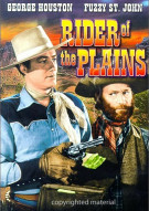 Rider Of The Plains (aka The Lone Rider Rides On) Movie