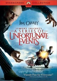Lemony Snickets A Series Of Unfortunate Events (Widescreen) Movie