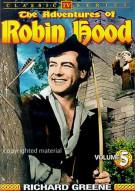 Adventures Of Robin Hood, The: TV Series - Volume 5 (Alpha) Movie