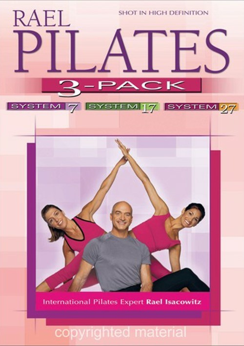 Rael Pilates: 3 Pack Movie