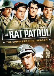 Rat Patrol: The Complete First Season Movie
