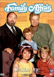 Family Affair: Season One Movie