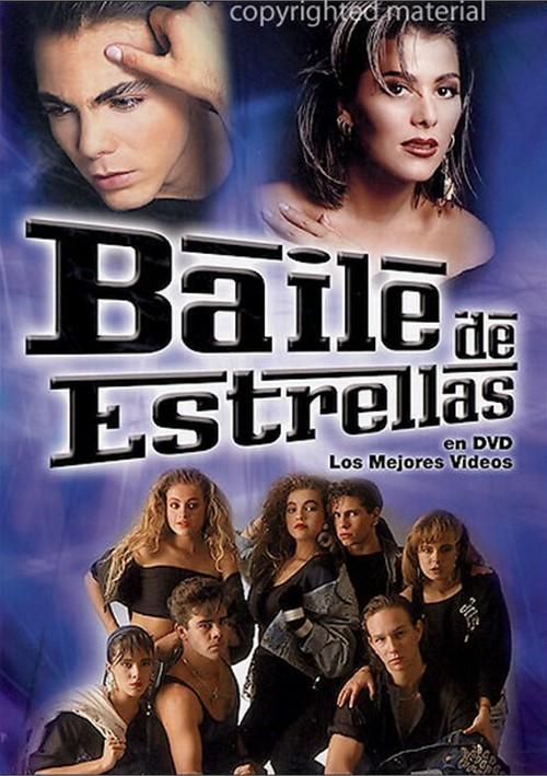 Baile De Estrellas En DVD Los Mejores Videos Movie