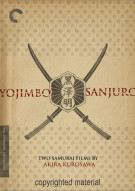Two Samurai Films By Akira Kurosawa: Yojimbo / Sanjuro - The Criterion Collection Movie