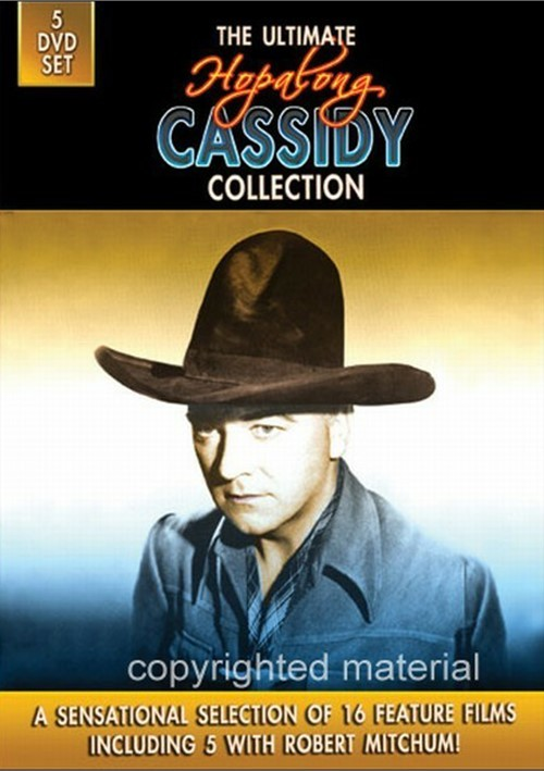 Ultimate Hopalong Cassidy Collection, The Movie