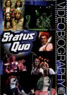 Status Quo: Videobiography Book / DVD Set Movie