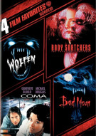 4 Film Favorites: Horror Movie