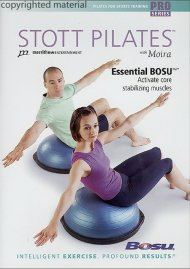 Stott Pilates: Essential BOSU Movie