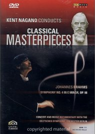Kent Nagano Conducts Classical Masterpieces: Brahms Movie