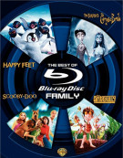 Best Of Blu-Ray, The: Family Blu-ray