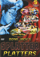Bonejacks Splatter Platters (5 Pack) Movie