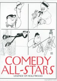 Legends Of Hollywood: Comedy All-Stars Movie