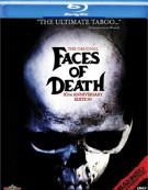 Original Faces Of Death, The Blu-ray