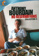 Anthony Bourdain: No Reservations - Collection 3 Movie