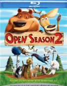 Open Season 2 Blu-ray