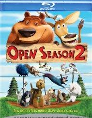 Open Season 2 Blu-ray