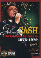 Johnny Cash Christmas Specials, The: 1976 - 1979 Movie