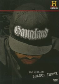 Gangland: The Complete Season Three Movie