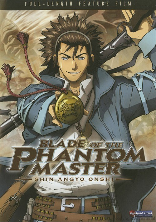 Blade Of The Phantom Master: Shin Angyo Onshi Movie