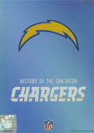NFL History Of The San Diego Chargers Movie