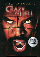 Crazy As Hell (Steelbook) Movie