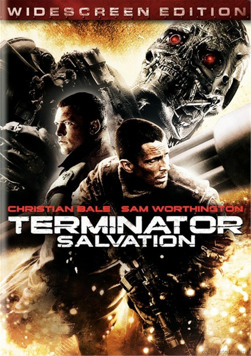 Terminator Salvation (Widescreen) Movie