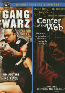 Gang Warz / Center Of The Web (Double Feature) Movie