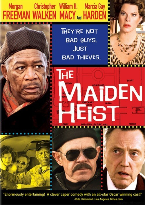 Maiden Heist, The Movie