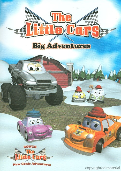 Little Cars: Big Adventures Movie