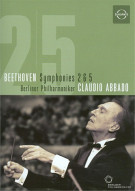 Beethoven: Symphonies 2 & 5 Movie