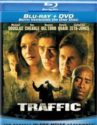 Traffic (DVD & Blu-ray Combo) Blu-ray