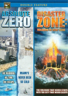 Disaster Zone: Volcano In New York / Absolute Zero (Double Feature) Movie