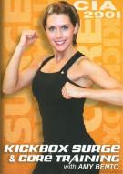 Amy Bento: Kickbox Surge & Core Training Movie