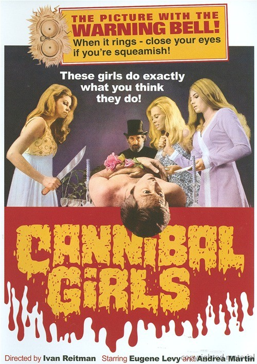 Cannibal Girls Movie