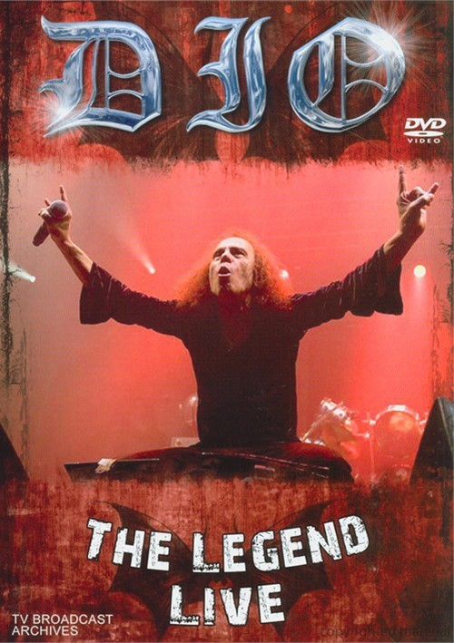 Dio: The Legend - Live Movie