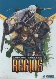 Chrome Shelled Regios - Part One Movie