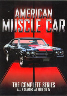 American Muscle Car: The Complete Series Movie