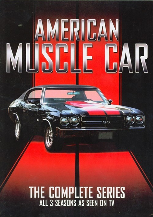 american muscle car the complete series dvd dvd empire. Black Bedroom Furniture Sets. Home Design Ideas