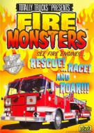 Totally Trucks: Fire Monsters Movie
