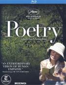 Poetry Blu-ray