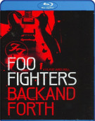 Foo Fighters: Back And Forth Blu-ray