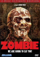 Zombie: 2-Disc Ultimate Edition Movie