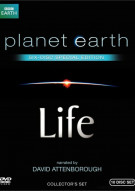 Planet Earth / Life: Collectors Set (2 Pack) Movie